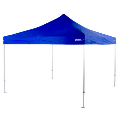 4x4 Marquee - 50mm HEAVY DUTY - Stock Marquee + Full sublimated canopy - Includes Decoration AHDG4_ALT