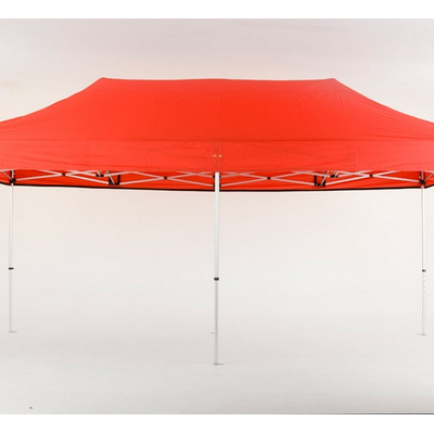3X6 Marquee - 40MM PROLITE Stock Marquee + Full sublimated canopy - Includes Decoration APLG6_ALT
