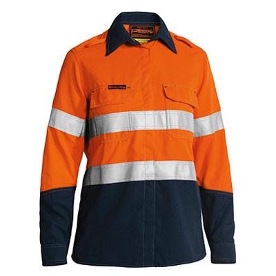 Womens Workwear - Flame Resistant (Fr) BL8098T_BSY