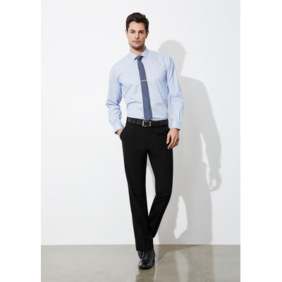 Mens Classic Pleat Front Pant (BS29110_BIZ)