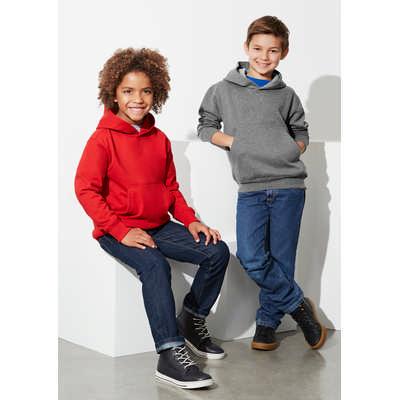 Kids Crew Hoodie (SW760K_BIZ)