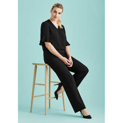 Womens Adjustable Waist Pant 10115_BZC