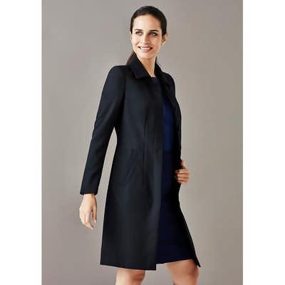 Womens Lined Overcoat 63830_BZC