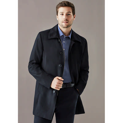 Mens Lined Car Coat 83830_BZC