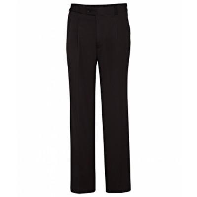 Bracks (MOLONG) Trouser 1 Pleat MOLG04 421_BKS
