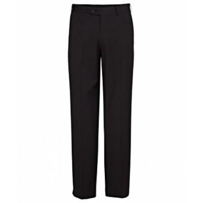 Bracks Trouser Flat Front TRFFB147_BKS