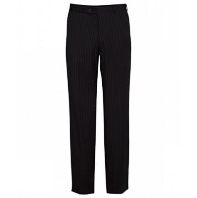 Bracks Trouser Flat Front TRFFB985_BKS