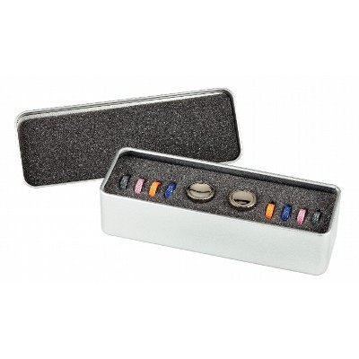 Interchange Cufflink Set (63.803_LGF)