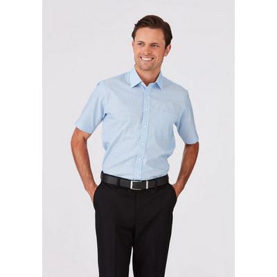 Shadow Stripe Shirt Short Sleeve 4104SS_CITYC