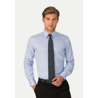 ETI Capri Check Business Shirt 4111 LS_CITY