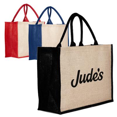 Jute Bag Colored (JTB002_DEX)