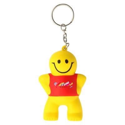 Stress Little Man Key Ring (SKR001_DEX)