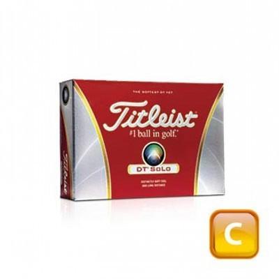 Titleist Dt Solo - 1 ball boxes - Golf Balls (CGB-T12-DTS-1_DGOLF)