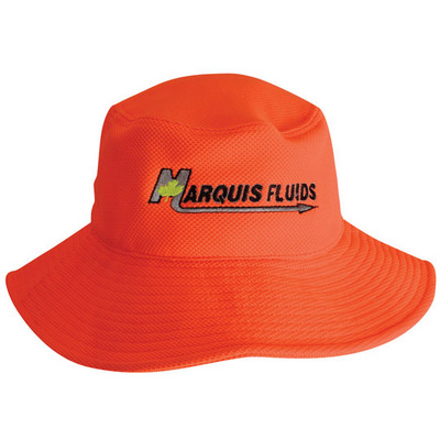 PQ Mesh Bucket Hat (AH631_GRACE)