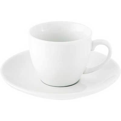 Porcelain cup and saucer (3177_EUB)