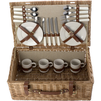 Picnic basket for 4 people  (5795_EUB)