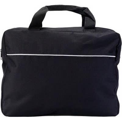 Polyester  600D  document bag                       (6141_EUB)