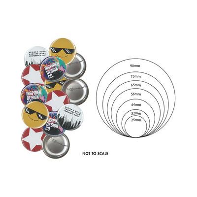 32mm Button Badge  (BB002_EZI)