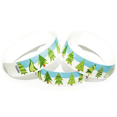 Tyvek Eziband Wristband - Trees (WBTYVTREE_EZI)