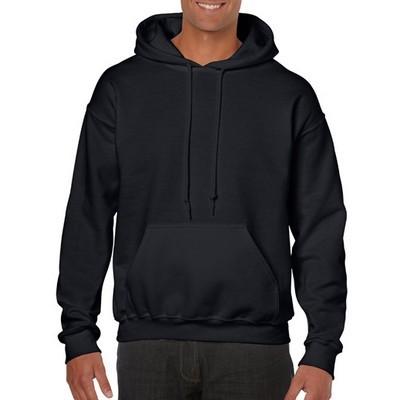 Gildan Heavy Blend Adult Hooded Sweatshirt Black (18500_BLACK_GILD)