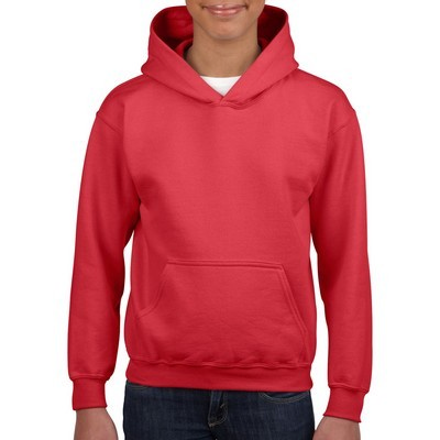 Gildan Heavy Blend Youth Hooded Sweatshirt Colours (18500B_COLOURS_GILD)