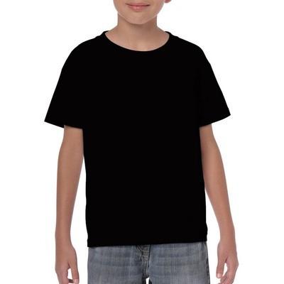 Gildan Softstyle Youth T-Shirt Black (64500B_BLACK_GILD)