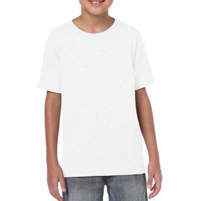 Gildan Softstyle Youth T-Shirt White (64500B_WHITE_GILD)