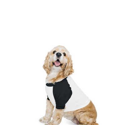 American Apparel Dog Poly-Cotton 34 Sleeve Raglan T-Shirt Colours BB953W_COLOURS_GILD