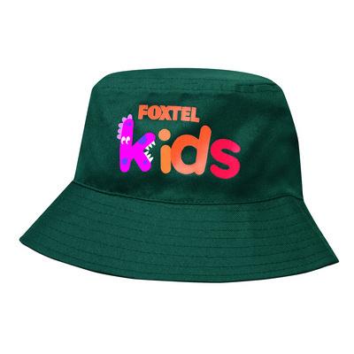 Poly Twill Infants Bucket Hat (3938_HDW)