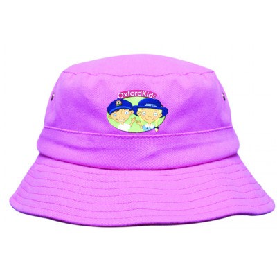 Brushed Sports Twill Infant Bucket Hat (4132_HDW)