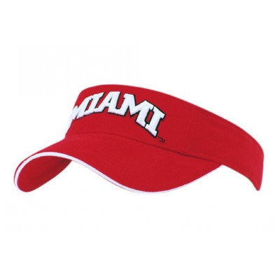 Brushed Heavy Cotton Visor With Sandwich (4230_HDW)