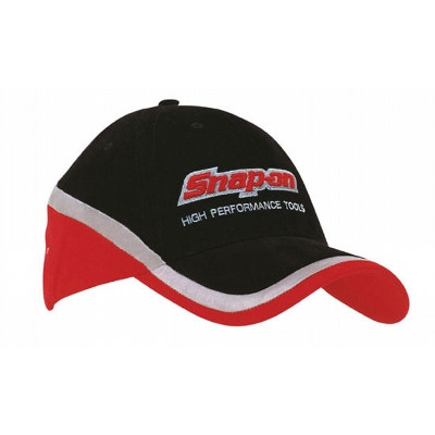 Heavy Brushed Cotton Cap With Reflective Trim   (4234_HDW)
