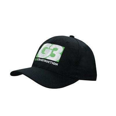Brush Cotton cap (5002_HDW)