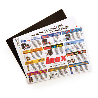Deluxe Counter Mat - Includes Decoration CM302B_PB