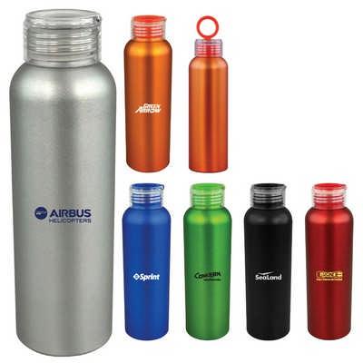 Aland Aluminium Drink Bottle  (D112_PB)