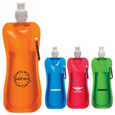 Folding Drink Bottle  (D160 _PB)