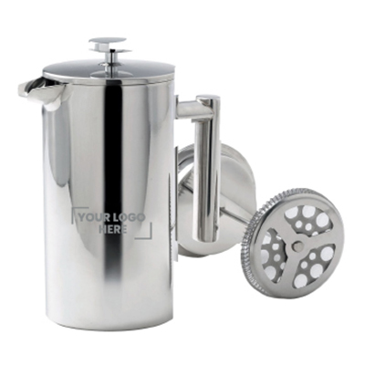Stainless Steel Coffee Plunger  (D780_PB)