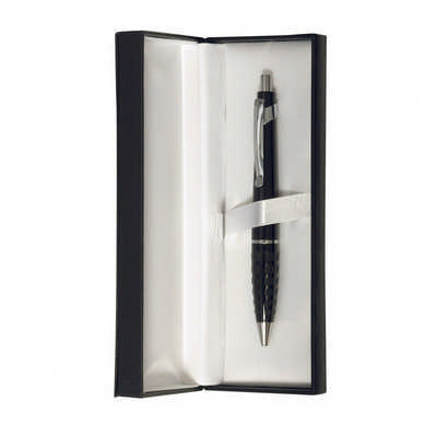 Black Deluxe Display Box Pen - (printed with 1 colour(s)) F209_PB
