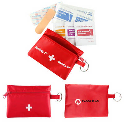 First Aid Travel Kit - 22 Piece  (H680_PB)