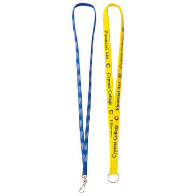 Shoe String Lanyards - 13mm Wide  (L102.13 _PB)