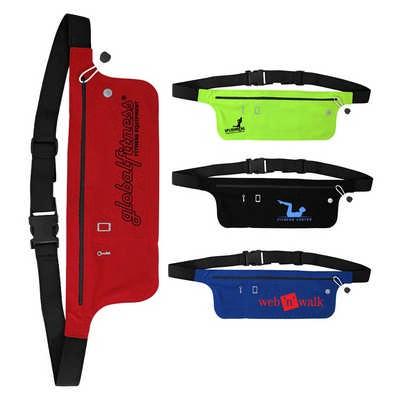 Lycra Fitness Belt  (L515_PB)