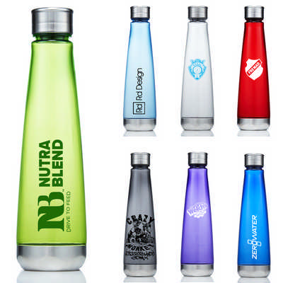 Vyclone Tritan Plastic Bottle - Includes Decoration NP151_PB