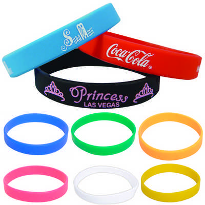 Silicone Wristbands  (SW101_PB)