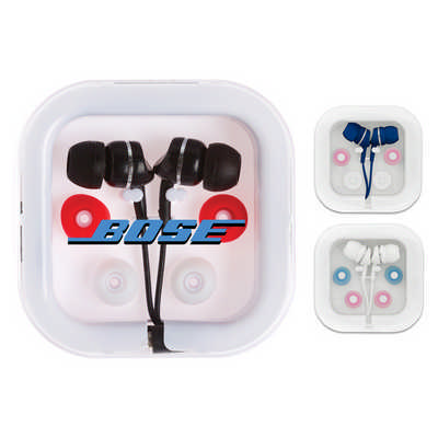 Extended Base Ear Phones  (T433_PB)