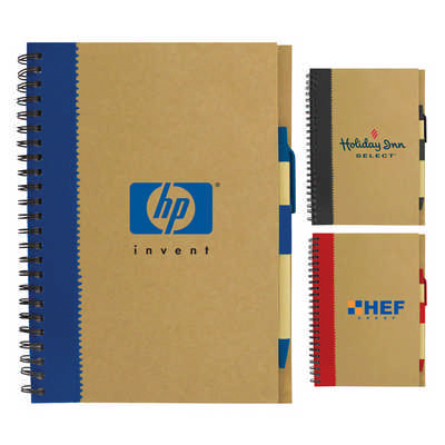 Recycled Paper Notebook  (T930 _PB)