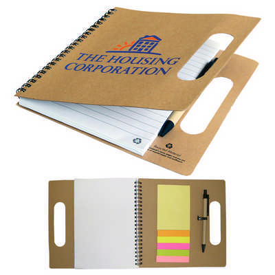 The Enviro Recycled Notebook  (T931 _PB)