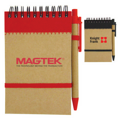 Recycled Jotter Pad  (T933 _PB)