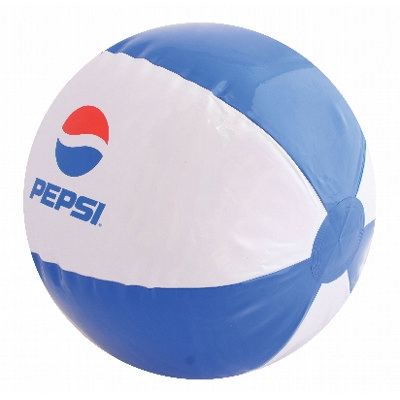 INFN08 Inflatable Beach Ball 30Cm - Includes Decoration INFN08_OC