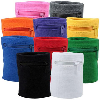 LIFE32 Sweat Band With Zipper - Includes Decoration LIFE32_OC