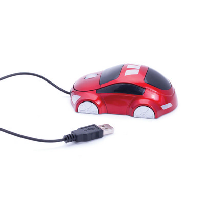 MOIT04A Car Shaped Cable Optical Mouse (MOIT04A_OC)